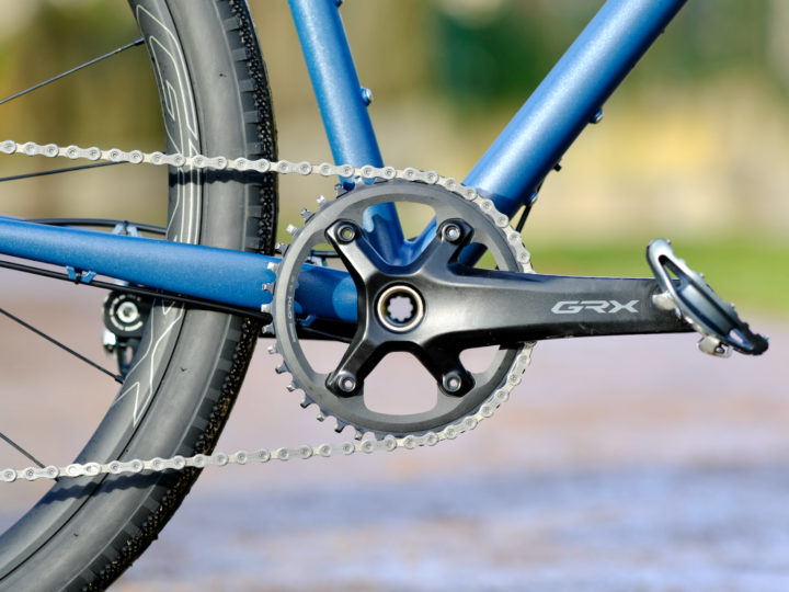 Montages en Shimano GRX disponibles