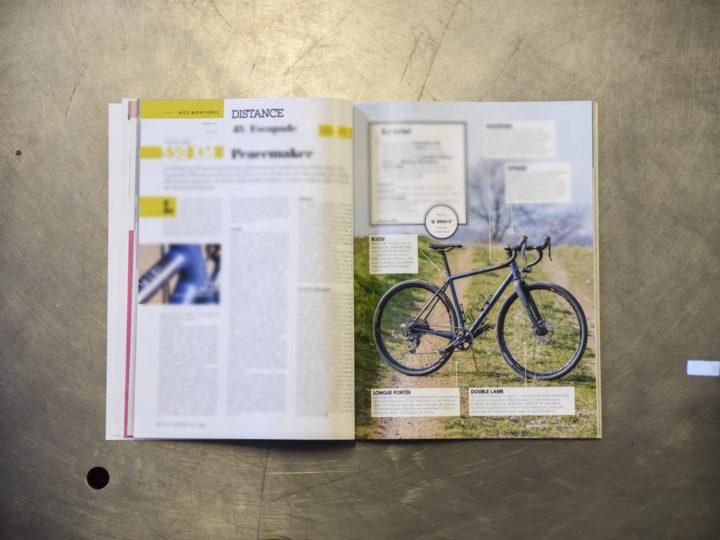 Le Distance 45 en test chez 200 Magazine